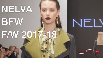 NELVA | FALL / WINTER 2017-18 | FASHION SHOW | EXCLUSIVE