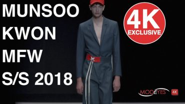 MUNSOO KWON   SPRING SUMMER 2018   UHD 4K   EXCLUSIVE BACKSTAGE + INTERVIEW + FASHION SHOW