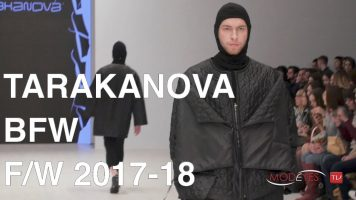 TARAKANOVA | FALL WINTER 2017-18 | FASHION SHOW | EXCLUSIVE