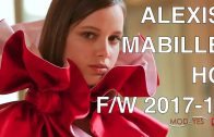 ALEXIS MABILLE | FALL WINTER 2017/18 | HAUTE COUTURE FASHION SHOW | EXCLUSIVE