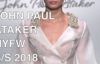 JOHN PAUL ATAKER | SPRING SUMMER 2018 | FASHION SHOW