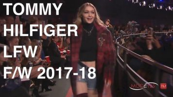TOMMY HILFIGER | FW 2017-18 | LONDON FASHION SHOW