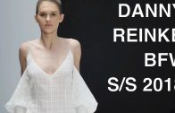 DANNY REINKE | SPRING SUMMER 2018 | FULL FASHION SHOW
