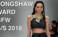 LONGSHAW WARD | SPRING SUMMER 2018 | FULL FASHION SHOW