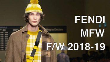 FENDI | FALL WINTER 2018-19 | FULL FASHION SHOW