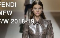 FENDI | FALL WINTER 2018-19 | FULL FASHION SHOW