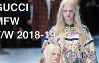 GUCCI | FALL WINTER 2018-19 | FULL FASHION SHOW