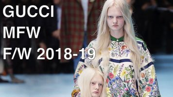GUCCI | FALL WINTER 2018-19 | FULL FASHION SHOW
