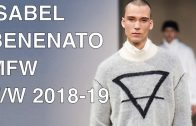 ISABEL BENENATO | FALL WINTER 2018-19 | FULL FASHION SHOW