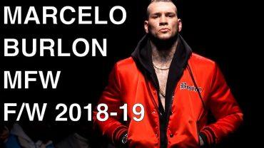 MARCELO BURLON   FALL WINTER 2018-19   FULL FASHION SHOW