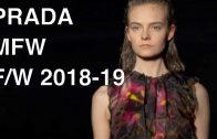 PRADA | FALL WINTER 2018-19 | FULL FASHION SHOW