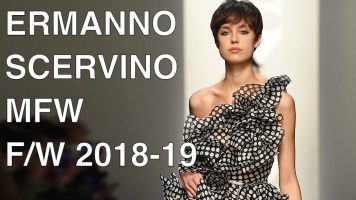 ERMANNO SCERVINO | FALL WINTER 2018-19 | FULL FASHION SHOW