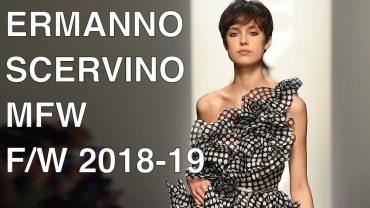 ERMANNO SCERVINO | FALL WINTER 2018-19 | FULL FASHION SHOW