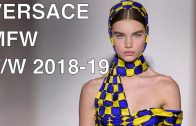 VERSACE | FALL WINTER 2018-19 | FULL FASHION SHOW