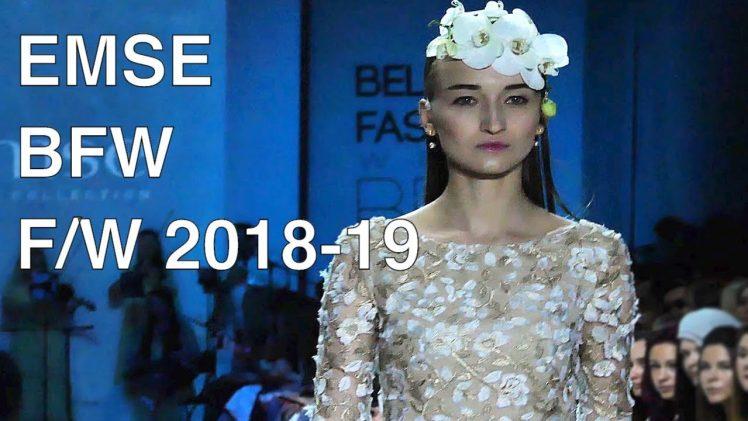EMSE | FALL WINTER 2018-19 | FULL FASHION SHOW