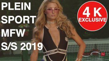 PLEIN SPORT | SPRING SUMMER  2019 FASHION SHOW | EXCLUSIVE TV UHD