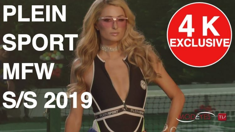 PLEIN SPORT | SPRING SUMMER  2019 FASHION SHOW | EXCLUSIVE TV UHD