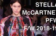 STELLA McCARTNEY | FALL WINTER 2018-19 | FULL FASHION SHOW