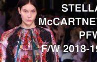 STELLA McCARTNEY | FALL WINTER 2018-19 | FULL FASHION SHOW